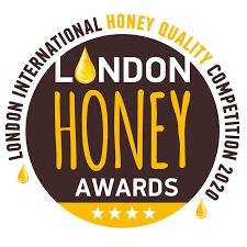 Honey the Brave - Logo Concorso London Honey Hawards 2020
