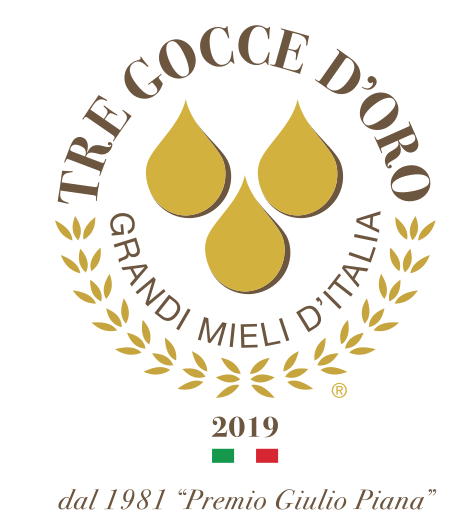 Honey the Brave - Logo Concorso Tre Gocce d'Oro 2019